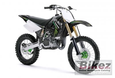 2010 Kawasaki KX 100 Monster Energy photo