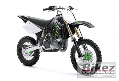 2010 Kawasaki KX 85 Monster Energy photo