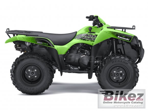 2010 Kawasaki Brute Force 650 4x4 photo