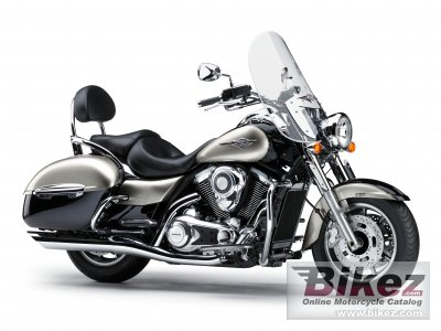 2010 Kawasaki VN1700 Classic Tourer photo