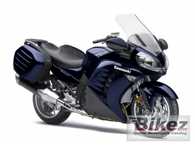 2010 Kawasaki Concours 14 Abs Specifications And Pictures