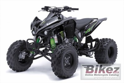 2010 Kawasaki KFX 450R Monster Energy