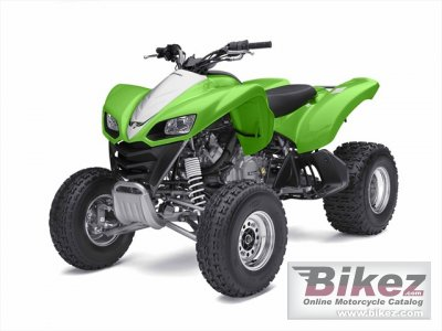 2010 Kawasaki KFX 700 specifications and pictures