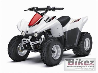 2010 Kawasaki KFX 90