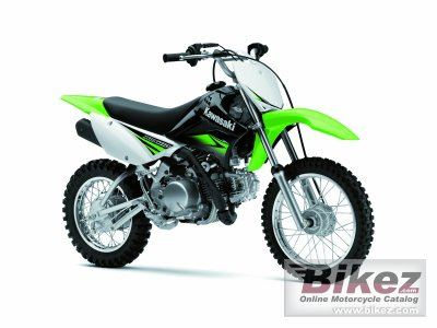 2010 Kawasaki KLX 110 specifications and pictures