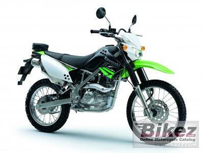 2010 Kawasaki KLX 125C