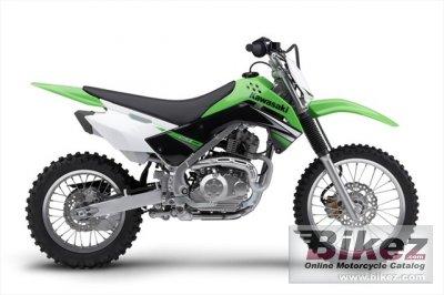 2010 Kawasaki KLX 140