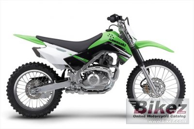 2010 Kawasaki KLX 140L specifications and pictures