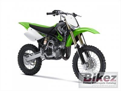 2010 Kawasaki KX 85