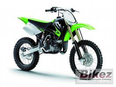 2010 Kawasaki KX 85II