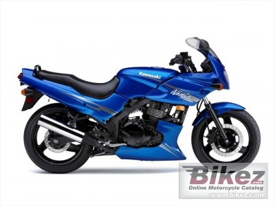 2010 Kawasaki Ninja 500R