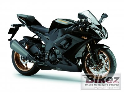 2010 Kawasaki Ninja ZX -10R specifications and pictures