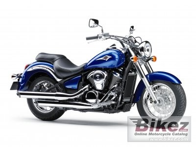 2010 Kawasaki VN900 Classic specifications and pictures