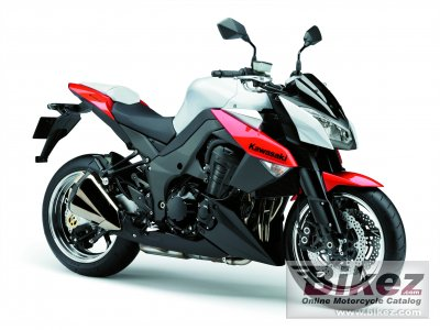 2010 Kawasaki Z1000 Specifications And Pictures