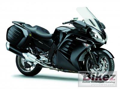 2011 Kawasaki 1400 GTR