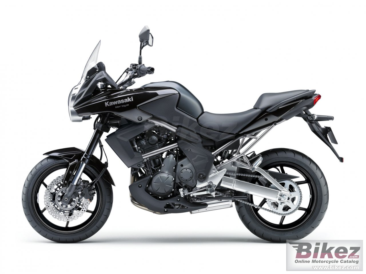 Big Kawasaki versys picture and wallpaper from Bikez.com