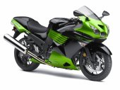 2011 Kawasaki Ninja ZX -14 Supersport photo