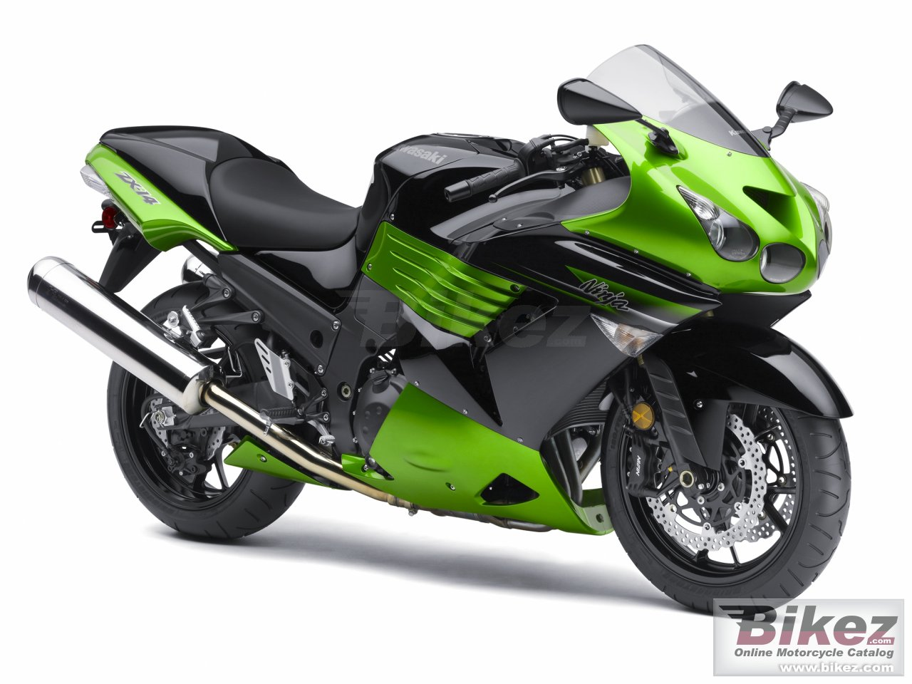 Kawasaki Ninja ZX -14 Supersport