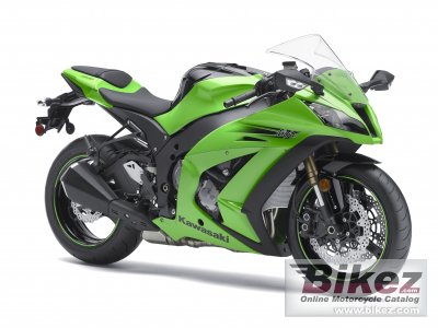 2011 Kawasaki Ninja ZX -10R ABS photo