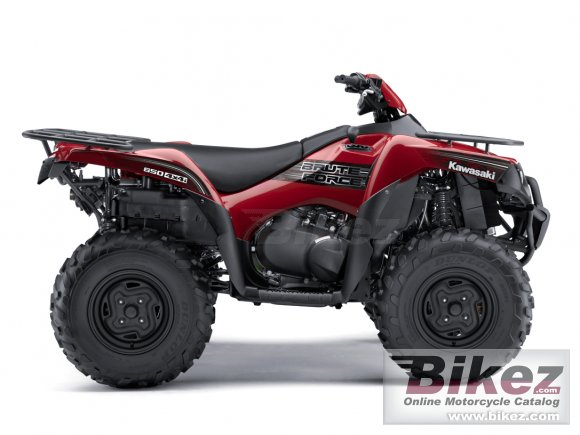 2011 Kawasaki Brute Force 650 4x4i photo