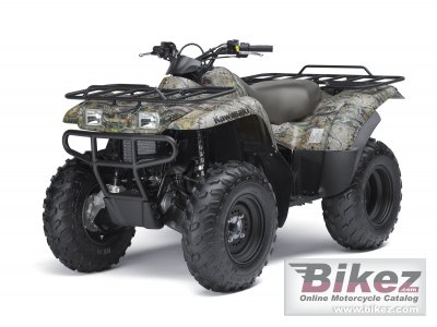 2011 Kawasaki Prairie 360 4x4 Realtree APG HD photo