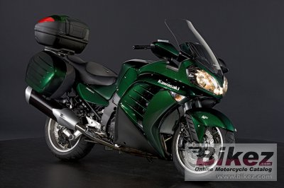 2011 Kawasaki 1400 GTR Grand Tourer photo