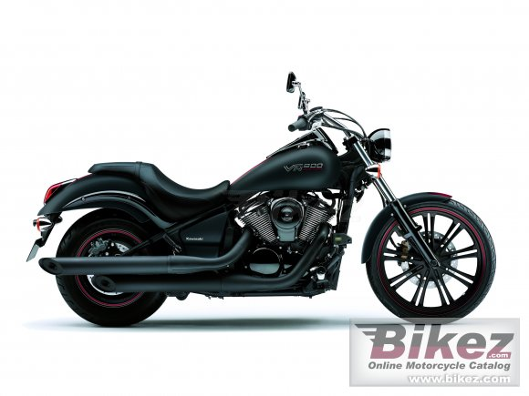 2011 Kawasaki VN 900 Custom photo