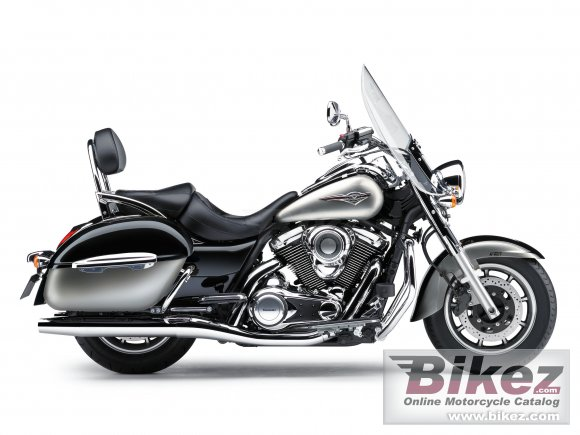 2011 Kawasaki VN 1700 Classic Tourer photo