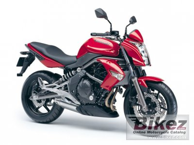 2011 Kawasaki ER-4n ABS photo