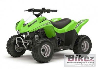 2011 Kawasaki KFX 50