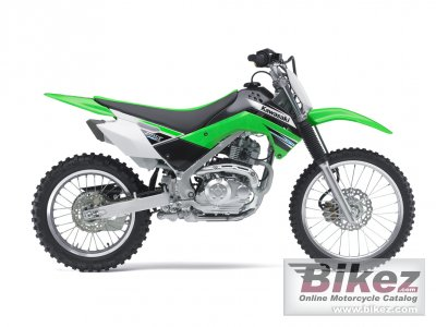 2011 Kawasaki KLX 140L