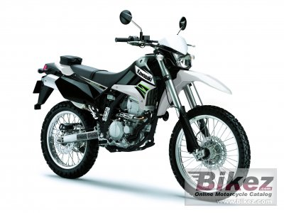 2011 Kawasaki KLX 250 specifications and pictures