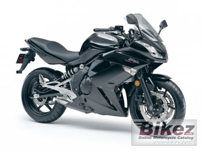 2011 Kawasaki Ninja 400r Specifications And Pictures