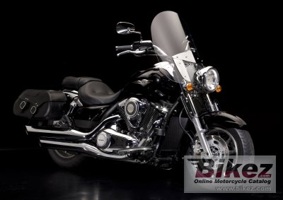 2011 Kawasaki VN 1700 Light Tourer