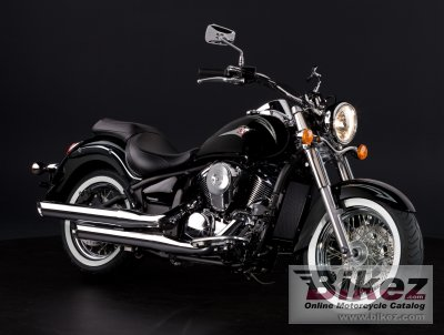2011 Kawasaki VN 900 Classic Special Edition