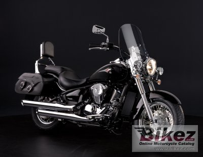 2011 Kawasaki VN 900 Light Tourer