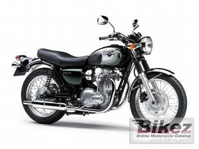 2011 Kawasaki W800