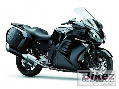 2012 Kawasaki 1400 GTR