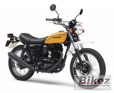 2012 Kawasaki 250 TR