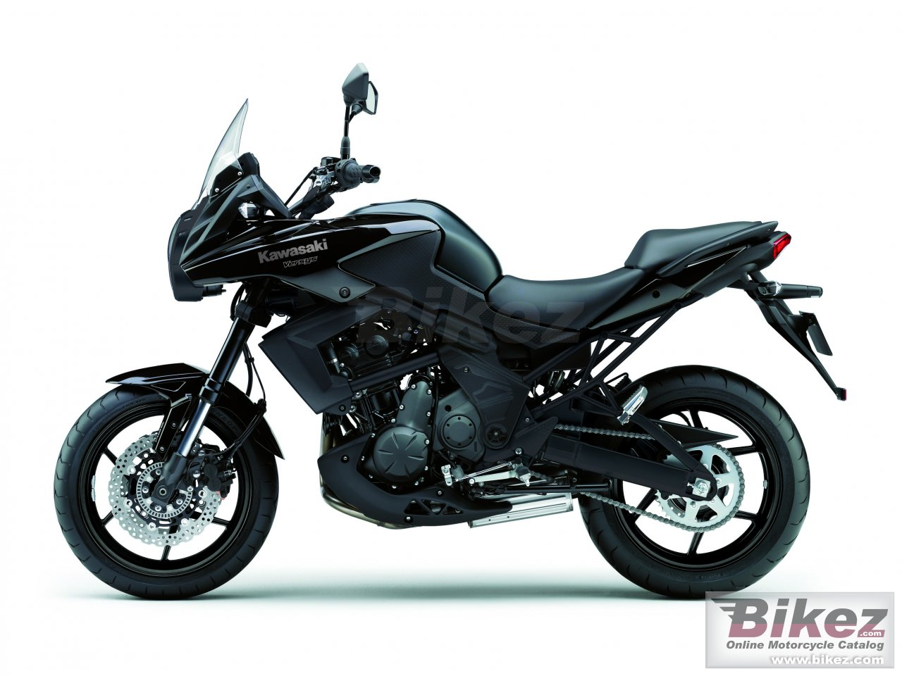 Big Kawasaki versys 650 picture and wallpaper from Bikez.com