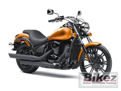 2012 Kawasaki Vulcan 900 Custom photo