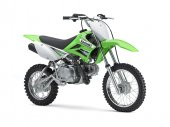 2012 Kawasaki KLX 110L Off-Road