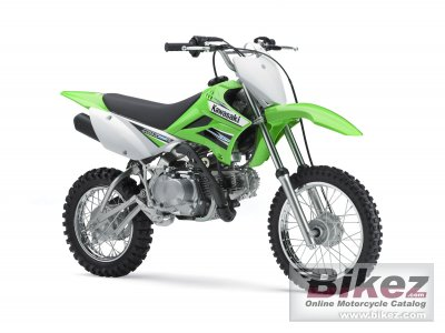 2012 Kawasaki KLX 110L Off-Road photo