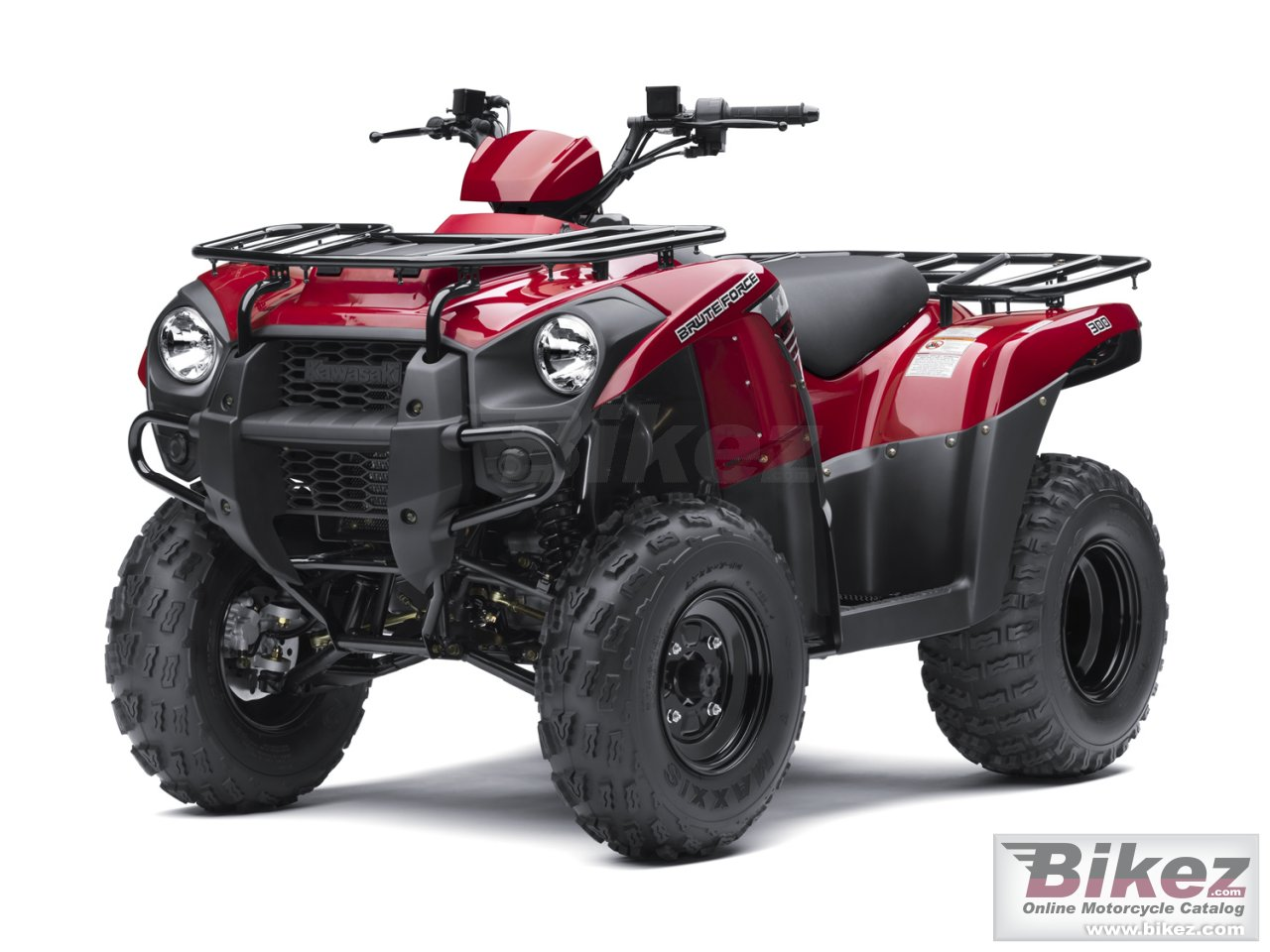 Big Kawasaki brute force 300 picture and wallpaper from Bikez.com