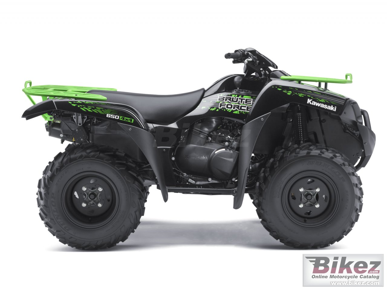 Big Kawasaki brute force 650 4x4 picture and wallpaper from Bikez.com