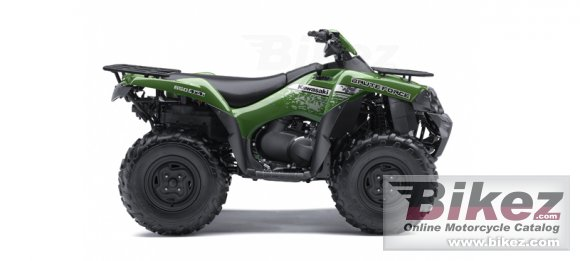 2012 Kawasaki Brute Force 650 4x4i photo