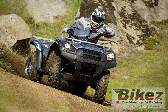2012 Kawasaki Brute Force 750 4x4i EPS photo