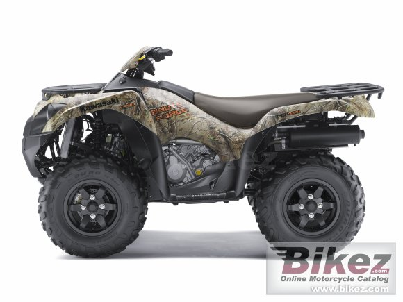 2012 Kawasaki Brute Force 750 4x4i EPS Camo photo