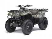 2012 Kawasaki Prairie 360 4x4 Realtree APG HD photo