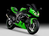 2012 Kawasaki Ninja ZX-6R Performance photo